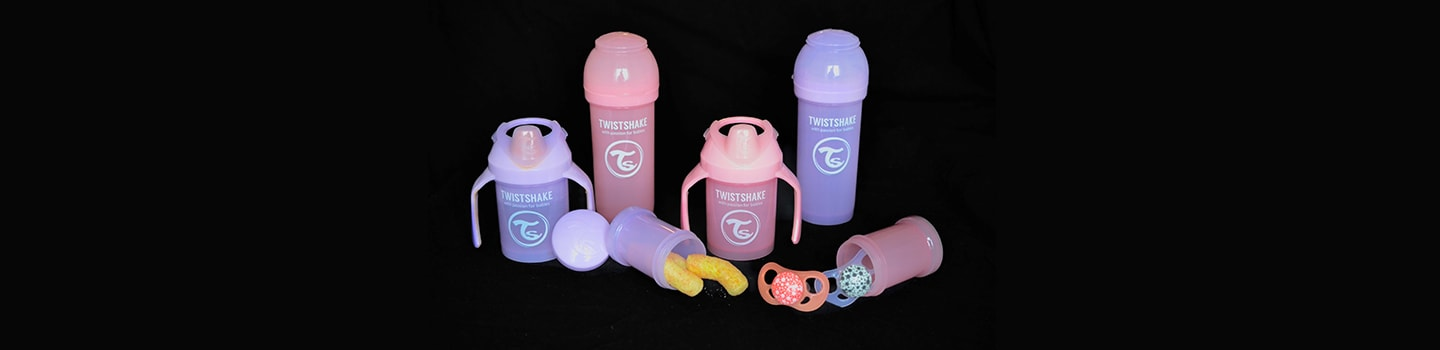 Baby bottle and accessories
